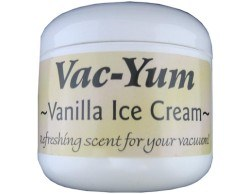Vanilla Ice Cream scent for your Vacuum