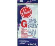 Hoover 3 Pack Genuine Type G Bags