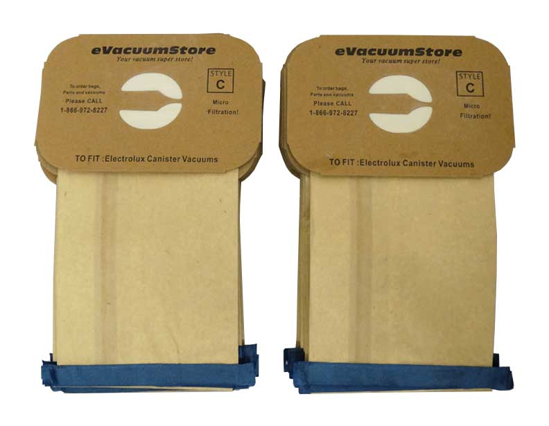 electrolux canister bags - Electrolux Canister Vacuum