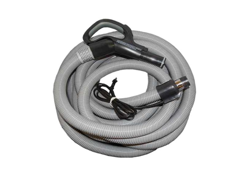 Honeywell H200 Central Vacuum Hose 30 ft - Pig-Tail