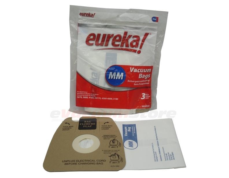 Sanitaire Mighty Mite Commercial Vacuum Sc3683 A Paper Bag Pkg Assy 3mm