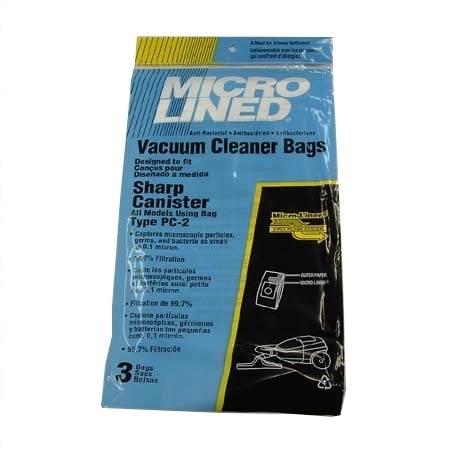 Sharp PC2 Vacuum Cleaner Bags
