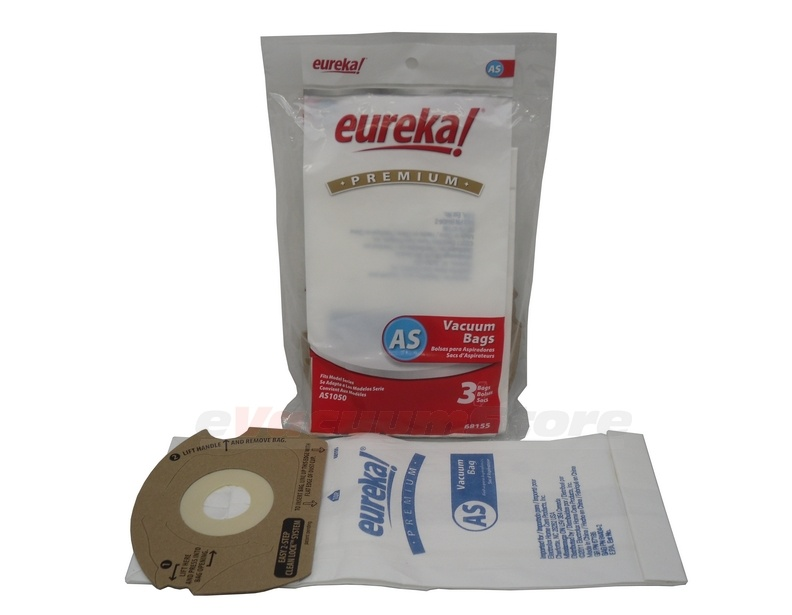 Eureka Vacuum Cleaner Bags Style AS 12 Pack Genuine