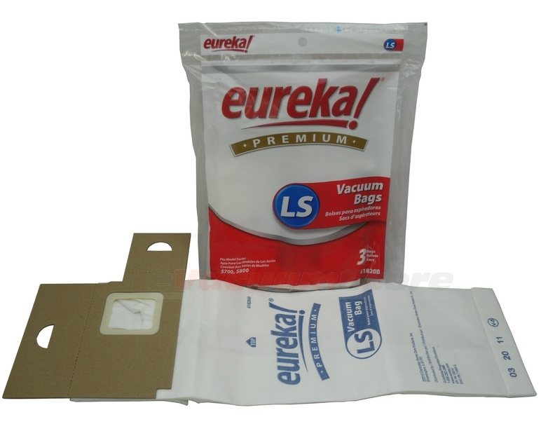 Eureka C5712A Paper Bag Package-Style