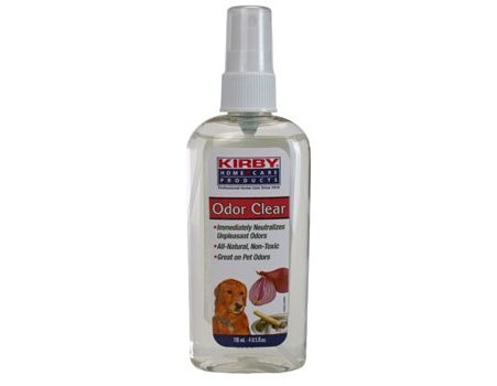 Kirby Odor Clear Spray 4oz