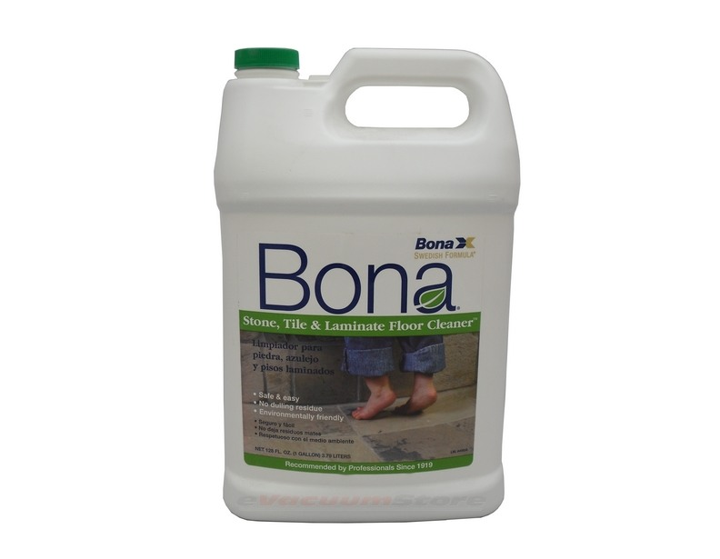 Bona Stone Tile Laminate Floor Cleaner 1 Gallon Evacuumstore