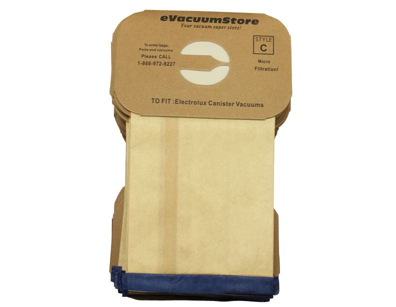 48 Electrolux Type C Tank Vacuum Cleaner Bags