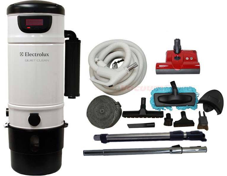 Electrolux PU3650 Central Vacuum & Deluxe Direct Connect Kit
