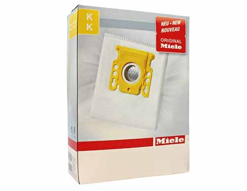 Miele IntensiveClean Plus Filter Bags Type K/K - 5 Pack