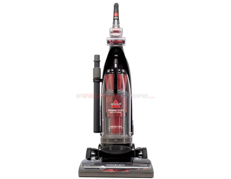 bissell powerclean bagless vacuum