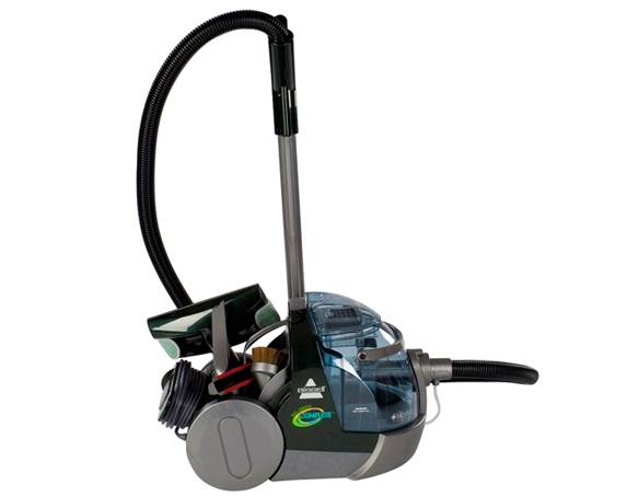 Bissell Big Green Complete Deep Cleaner Canister Vacuum