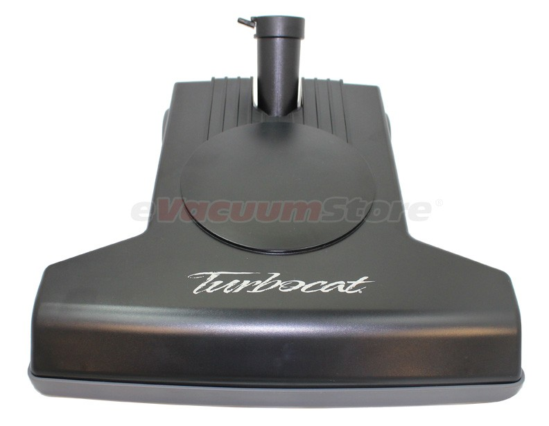 TurboCat Black Air Driven Central Vacuum Powerhead 8695-BG