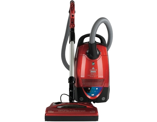 Bissell DigiPro Bagged Canister Vacuum Cleaner