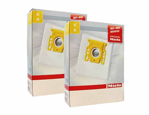 Miele IntensiveClean Plus Filter Bags Type K/K - 10 Pack