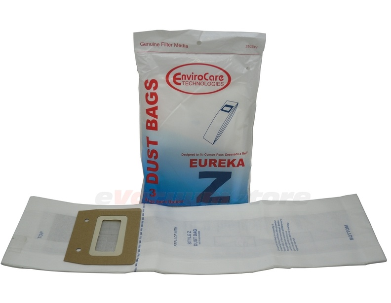 Oreck Upright Xl Type Cc Vacuum Bags Genuine