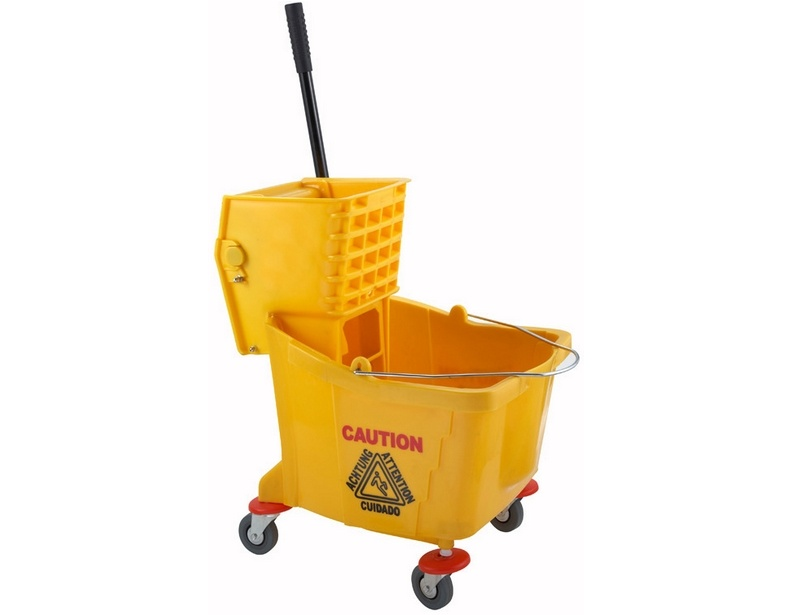 Mop Bucket And Wringer Combo Pack 24 Liter Evacuumstore Com