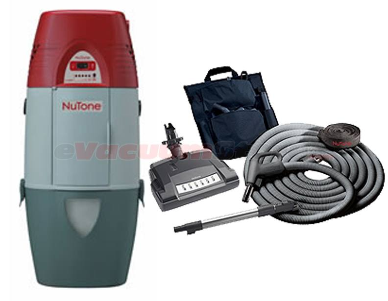 Nutone VX1000 Central Vacuum and Deluxe Attachment Kit