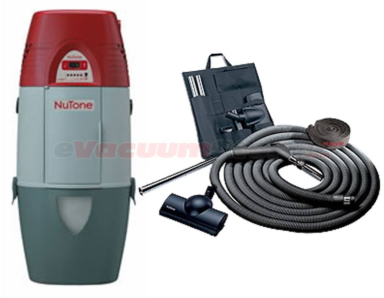 Nutone Vx1000 Central Vacuum Deluxe Air Package