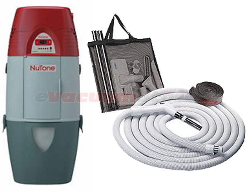 Nutone VX1000 Central Vacuum Standard Package
