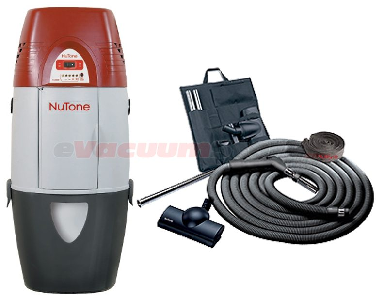 NuTone VX550 Central Vacuum Deluxe Air Package