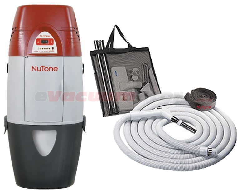 NuTone VX550 Central Vacuum Standard Package