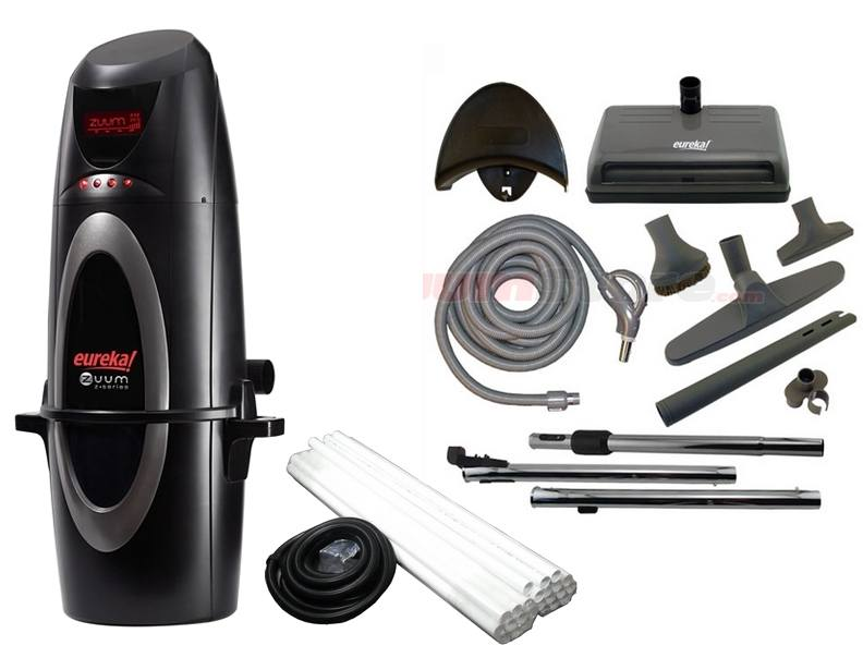 Eureka Zuum ECV5500 Central Vacuum Builders Package