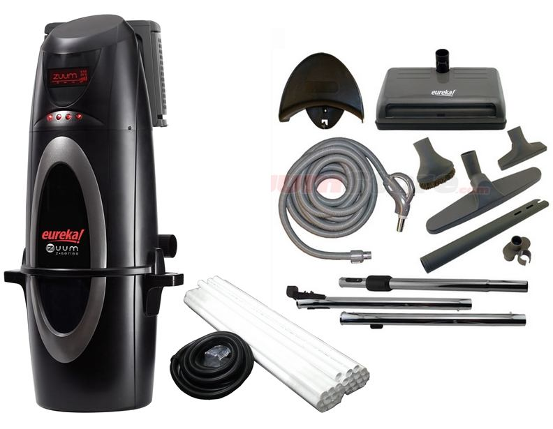 Eureka Zuum ECV5600 Central Vacuum Builders Package
