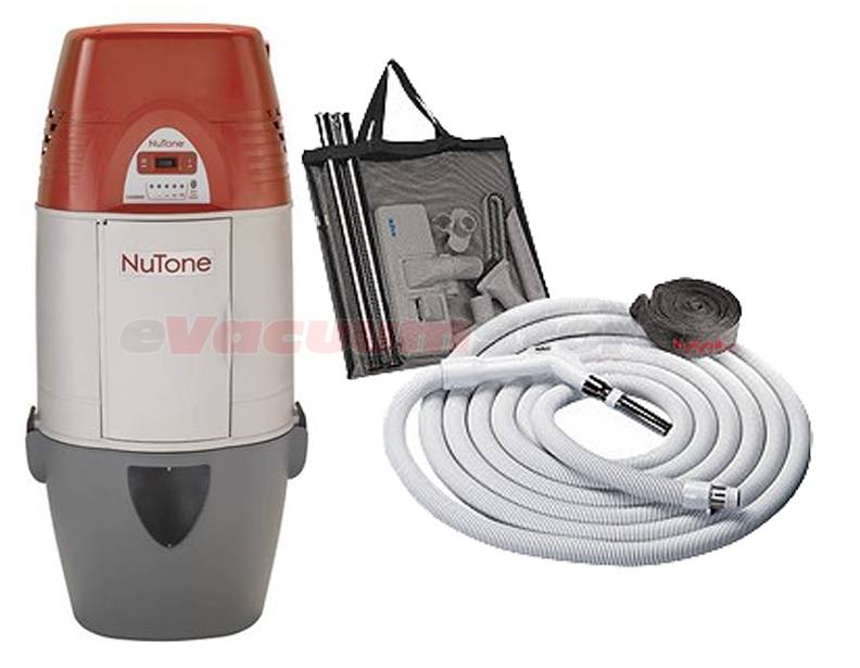 NuTone Cyclonic VX550C Central Vacuum Standard Package