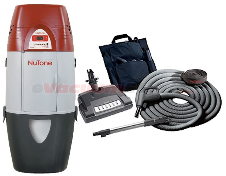 Nutone VX475 Central Vacuum and Deluxe Attachment Kit