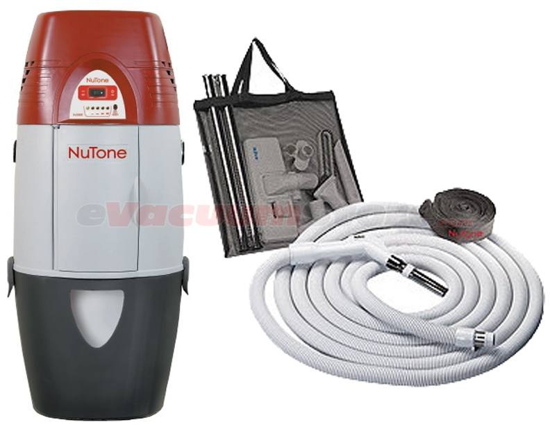 Nutone VX475 Central Vacuum Standard Package