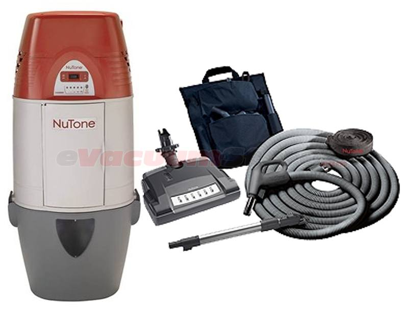 Nutone VX475C Central Vacuum and Deluxe Accessories Package