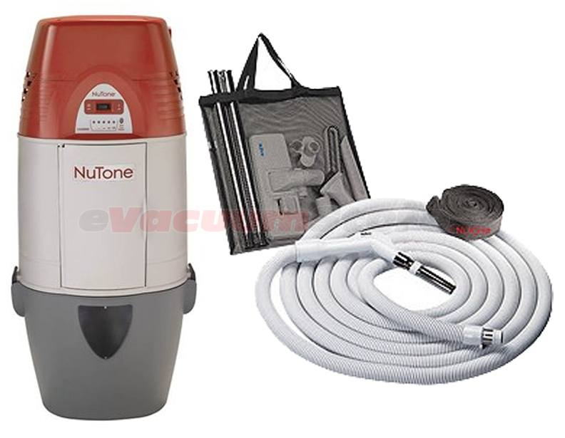 Nutone VX475C Central Vacuum Standard Package