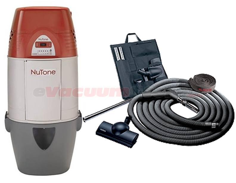 Nutone VX475C Central Vacuum Deluxe Air Package