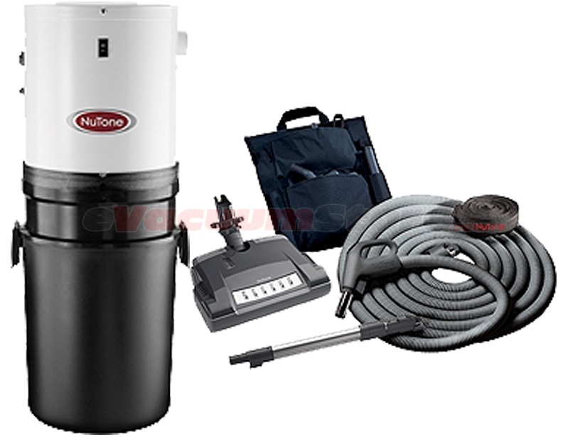 Nutone CV400 Direct Connect Central Vacuum Deluxe Electric Package