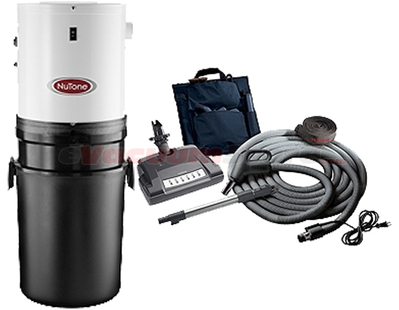 Nutone CV400 Pig Tail Central Vacuum Deluxe Electric Package