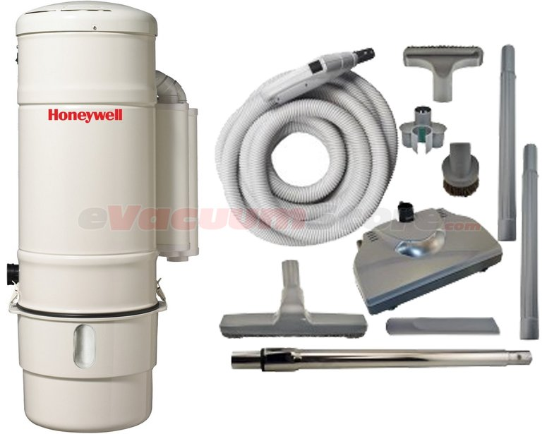 Honeywell 4B-H803 and H100 Starter Central Vacuum Package