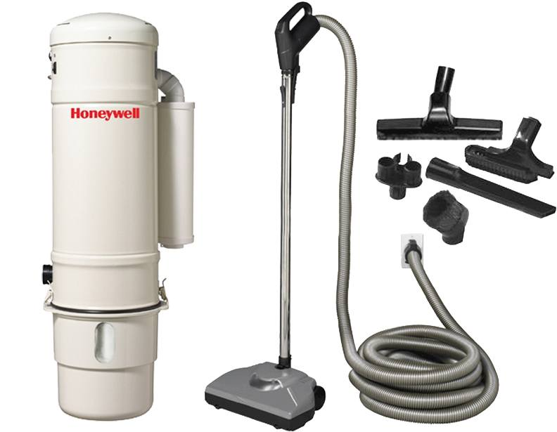 Honeywell 4B-H703 and H100 Starter Central Vacuum Package