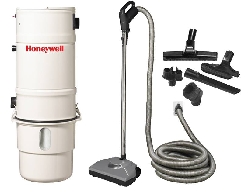 Honeywell 4B-H403 and H100 Starter Central Vacuum Package
