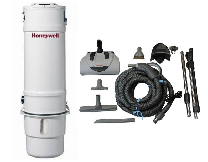 Honeywell 4B-H503 and H400 Electric Central Vacuum Package