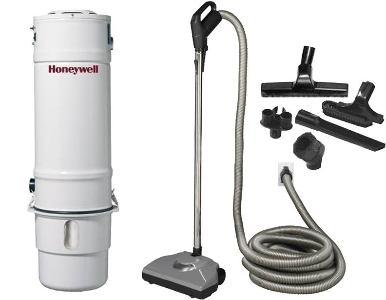Honeywell 4B-H503 and H100 Starter Central Vacuum Package