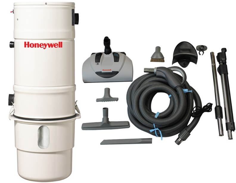 Honeywell 4B-H403 and H400 Premier Electric Central Vacuum Package