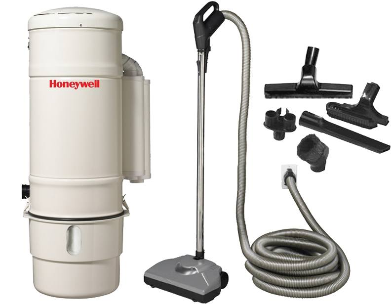 Honeywell 4B-H902 and H100 Starter Central Vacuum Package