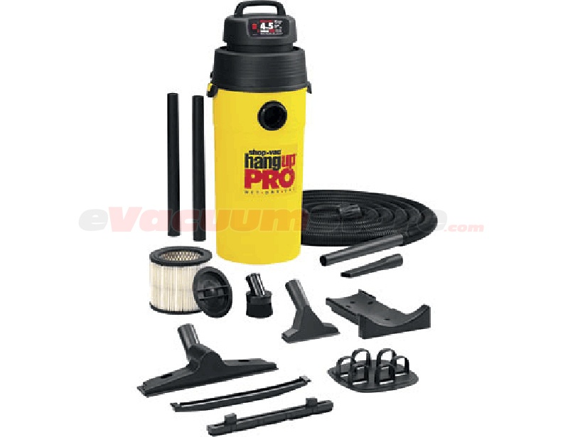 Shop Vac Hang Up Vac 9520262 w/ Tools