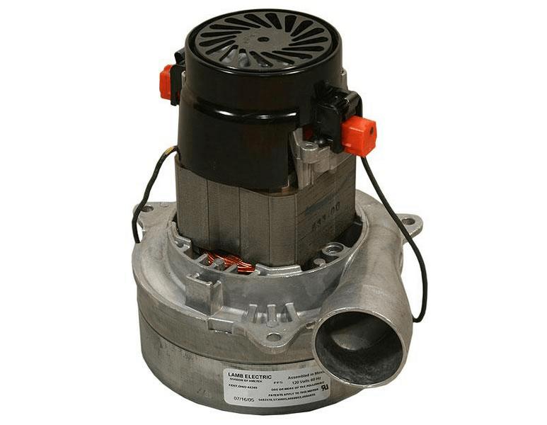 Ametek lamb 119678 07 central vacuum motor Lamb vacuum motor parts