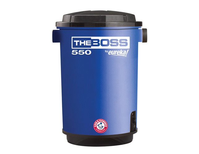 Eureka CV3120G The Boss Central Vacuum