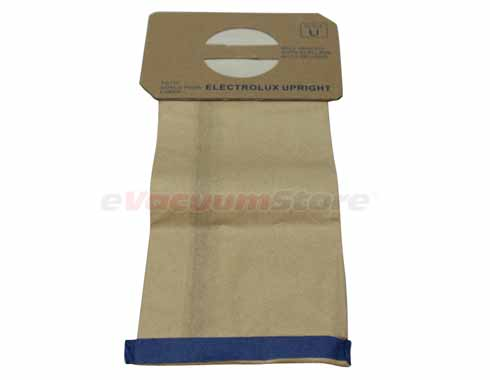 Electrolux 10 Pack Generic Upright Vacuum Bags Style U by Envirocare
