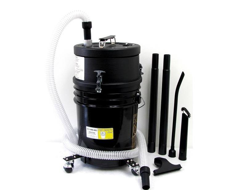 High Capacity HEPA Vacuum for RRP