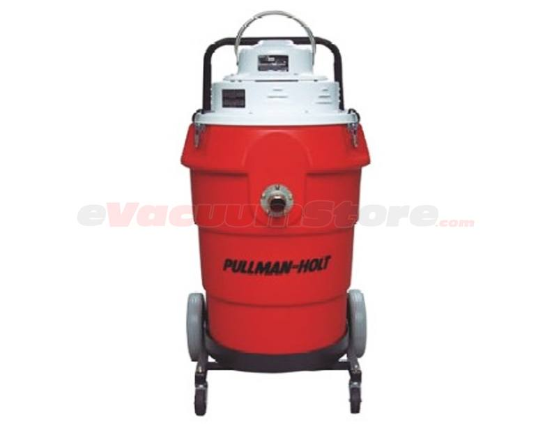 Pullman-Holt Wet/Dry Steel Contractor 2HP Vacuum 102-12P
