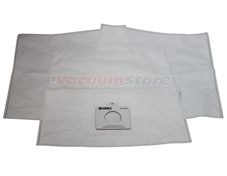 Kenmore Canister Vacuum Bags Generic For 5055 3 Pack