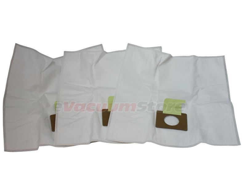Panasonic Anti-Allergy Bags Type C & Q - 3 Pack